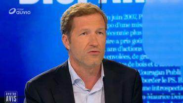 """Paul Magnette: """"Les partis politiques doivent changer de forme, et nous les premiers"""""""