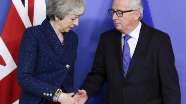 Brexit: May et Juncker se reverront avant fin février