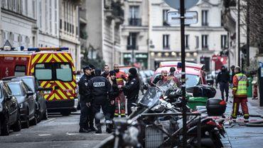 Incendie à Paris - La femme soupçonnée était tout juste sortie d'un hôpital psychiatrique
