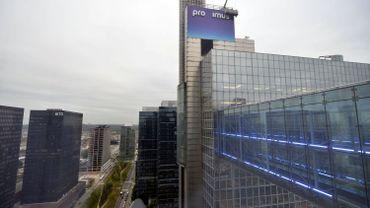 Proximus déploie la fibre optique en Wallonie et envisage de quitter sa tour à Bruxelles