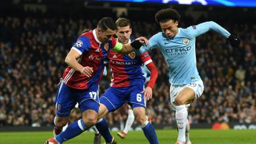 City, sans KDB et Kompany, s'incline face à Bâle mais passe en quarts