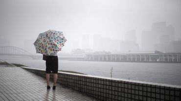 Déjà en juillet le pays avait été victime d'un typhon
