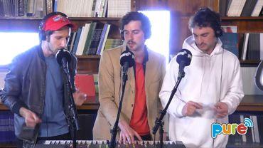Les meilleures Pure Sessions : Great Mountain Fire