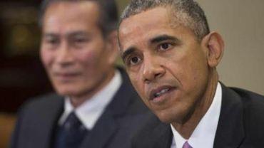 Obama dénonce les attaques contre la liberté de la presse