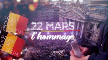 Attentats du 22 mars: le programme d'une journée d'hommages et de commémorations