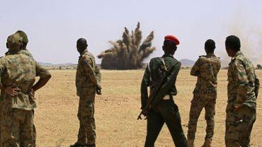 Soudan du Sud: le gouvernement et les rebelles s'accordent pour un cessez-le-feu