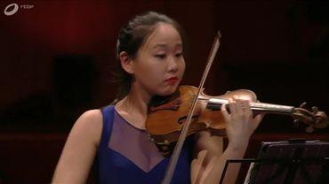 Stella Chen en demi-finale