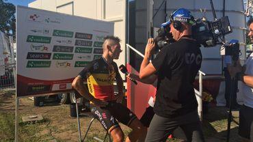 """Tour de Suisse: Gilbert heureux de s'imposer dans """"l'une des courses les plus prestigieuses"""""""