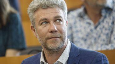 Alain Maron, Ministre bruxellois de l'environnement.