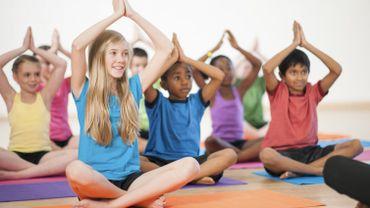 Enseigner le yoga aux enfants !