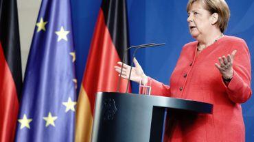 """Brexit : pour Angela Merkel, l'Union Européenne doit se préparer à un éventuel """"no-deal"""""""