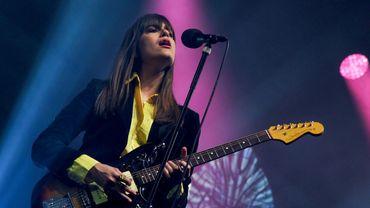"""Le prix de la chanson de l'année revient à """"La Grenade"""", succès de Clara Luciani."""