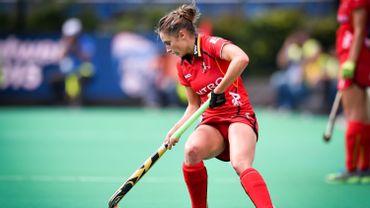 Emilie Sinia, blessée au pouce, forfait contre la Russie et incertaine pour la suite du tournoi