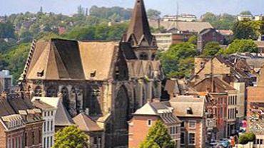 La collégiale Ste-Croix de Liège en danger, selon la World Monuments Watch