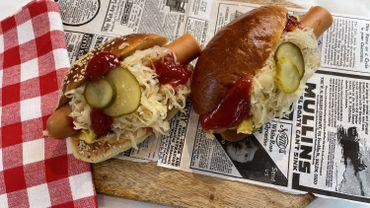 Hot-dog porte bonheur pour la Nouvelle Année