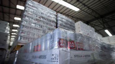 Le groupe brassicole AB InBev a annoncé qu'il avait l'intention de brasser localement outre-Atlantique les volumes de Stella Artois produits à Jupille et destinés aux pays non-européens (illustration).