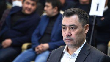Kirghizstan: le président confirme la nomination du nouveau Premier ministre