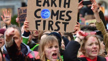 Une circulaire envoyée pour protéger les jeunes qui marchent pour le climat
