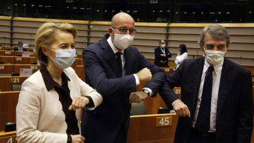 Sanctions russes : l'ambassadeur de Russie auprès de l'UE convoqué