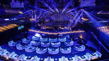 L'impressionnante scène de l'Eurovision 2018 !