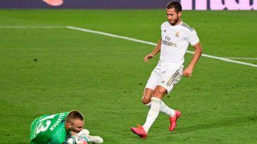 Le retour de Hazard fait la une des quotidiens en Espagne