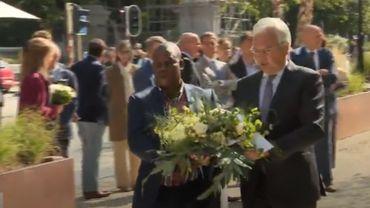 Bruxelles: une cinquantaine de personnes pour commémorer les victimes du terrorisme