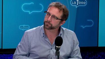 Sébastien Brunet, politologue, professeur à l'ULG et administrateur général de l'IWEPS, l'Institut Wallon de l'Évaluation, de la Prospective et la Statistique.