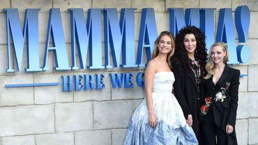 """Cher dévoile la reprise de """"Gimme! Gimme! Gimme! (A Man After Midnight)"""" - © ANTHONY HARVEY - AFP"""