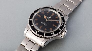 """Rolex """"James Bond"""" Submariner from """"Live and Let Die"""""""