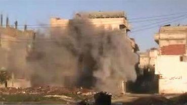 Les violences continuent en Syrie