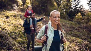 Etonnamment, les promenades en forêt peuvent être bénéfiques pour les personnes allergiques au pollen