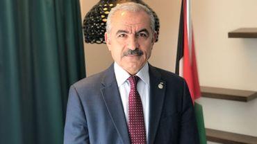 """Mohammed Shtayyeh, Premier ministre palestinien: """"nous n'avons pas vu l'accord ultime du président Trump. Nous avons vu pire que le texte: nous avons vu les actions sur le terrain."""""""
