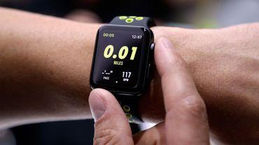 Les ventes de montres connectées au point mort ? Apple dit le contraire