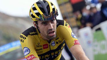 Tom Dumoulin n'est plus heureux sur son vélo. Il a décidé de mettre sa carrière entre parenthèse.