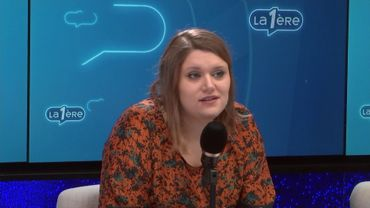 """Opaline Meunier: """"Tant que l'on a une majorité absolue à Mons, il ne pourra pas y avoir de pluralisme"""""""