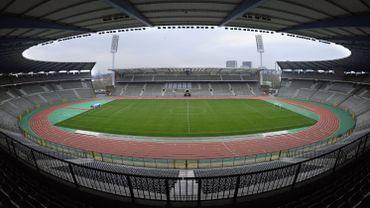 Le stade Roi Baudouin ne répond plus aux normes actuelles.