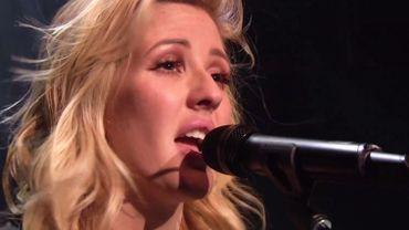 Regardez un concert entier d'Ellie Goulding filmé par Scarlett Johansson