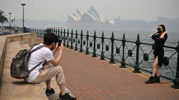 Air irrespirable, pluie de cendres sur la ville: des Belges à Sydney racontent les incendies en Australie