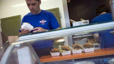 L'hygiène n'est pas assez respectée dans les snacks pittas, pizzerias, friteries...