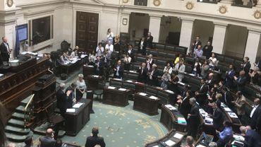 La Chambre vote la confiance au gouvernement et dit au revoir à Muriel Gerkens