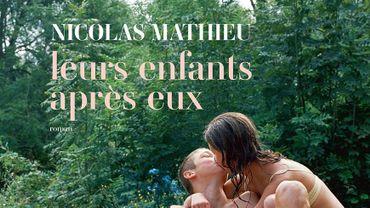 """""""Leurs enfants après eux"""" de Nicolas Mathieu est en tête du classement de ventes de livres Edistat."""
