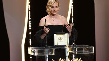 """Diane Kruger a remporté un prix d'interprétation au Festival de Cannes pour le film """"In the Fade"""" qui sortira en janvier."""