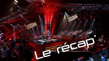 Blind Auditions Épisode 1 : Le Récap' !
