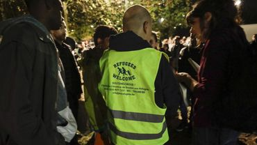 """La Plateforme citoyenne de soutien aux réfugiés, """"Bruxellois de l'année"""" toutes catégories"""