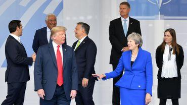 Trump entame une visite au Royaume-Uni dans un climat hostile