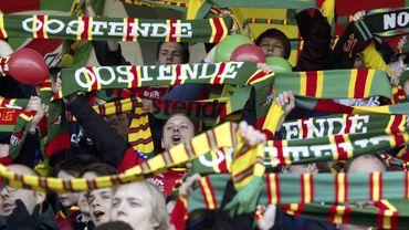 Le KV Ostende reste à Ostende