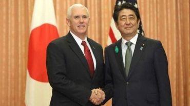 """Le Japon appelle à une solution """"pacifique"""""""