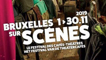 "La quatrième édition de ""Bruxelles sur scènes"" illumine les cafés-théâtres en novembre"