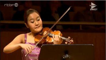 Lim Ji Young en demi-finale