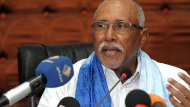 """Le président du FNDU, Cheikh Sidi Ahmed Ould Babamine, a qualifié de """"succès total"""" son appel à boycotter la présidentielle qui opposait cinq candidats."""